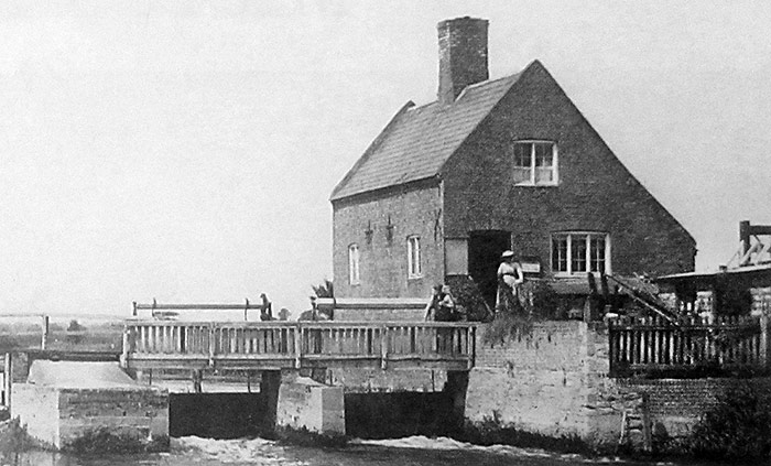 The cottage c.1912